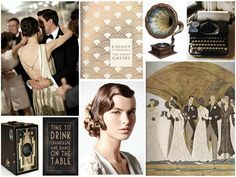 Art Deco - The Great Gatsby