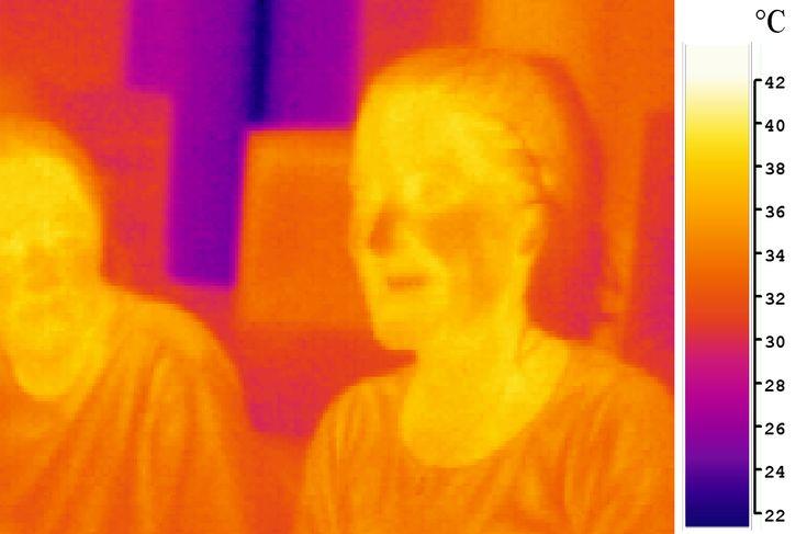 LUZ Infra-vermelho é um comprimento de onda abaixo do vermelho da luz visível do espectro eletromagnético