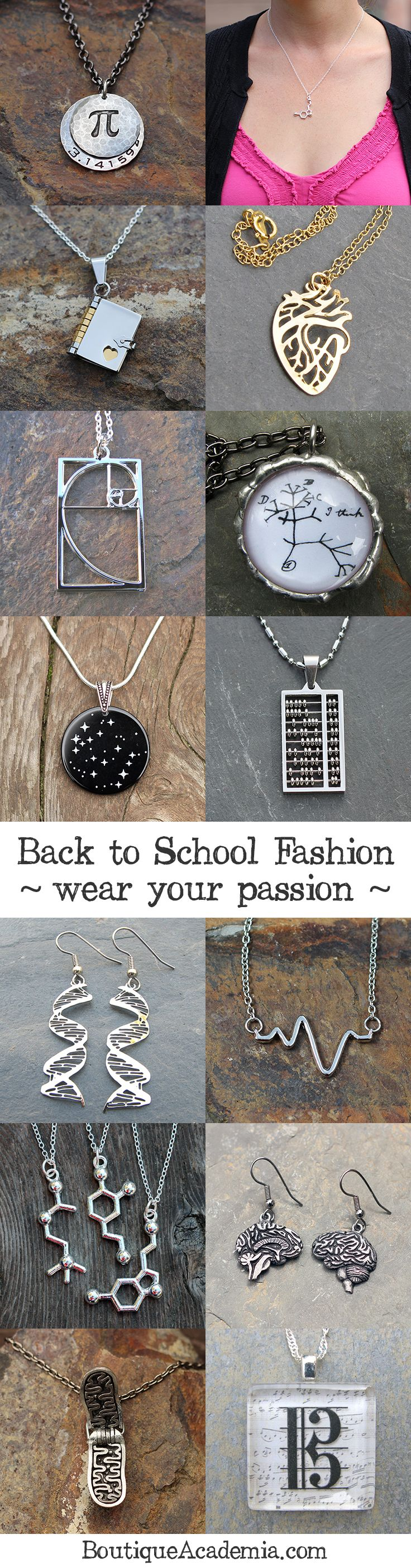 The best kind of Back-to-School Fashion!  ~KJH~ does not have to be only for school!