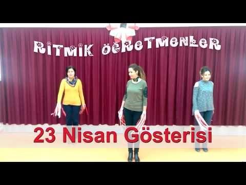 23 Nisan Gösterisi - YouTube