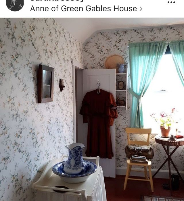 LM Montgomery - Green Gables