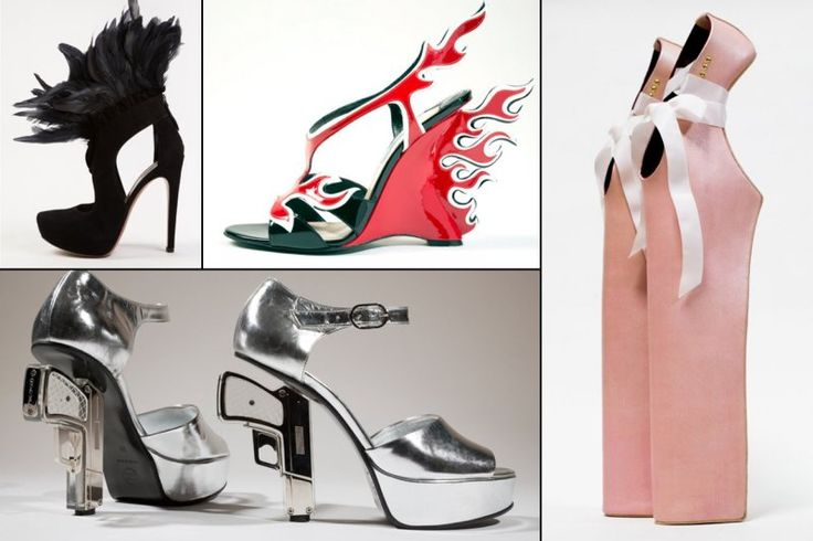 Extrémní kousky z řad obuvi | MODA.CZ