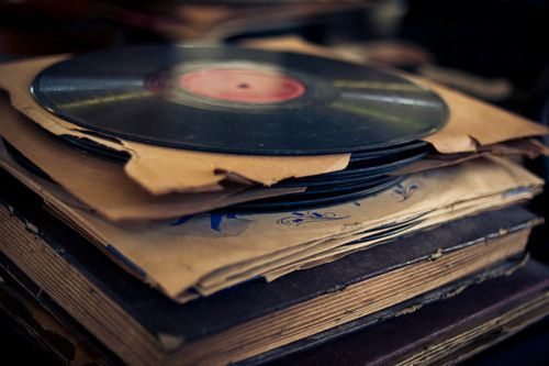 Oh, 78 RPM records we had. My husband's family had quite a collection, too. And 50 years later, we still have most of them and a record player!!