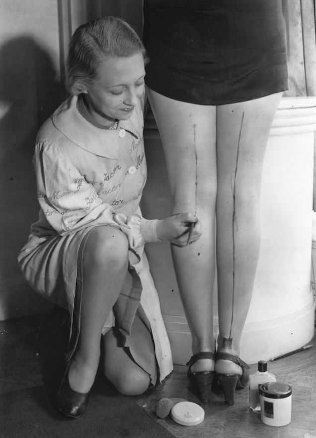 """Make Do and Mend"" 