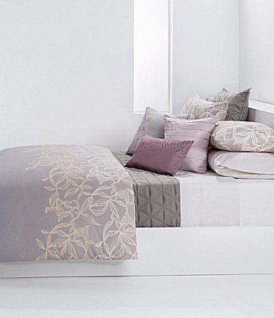 Hugo Boss Fleur Fille Bedding Collection #Dillards