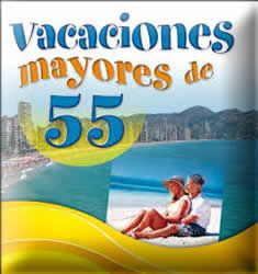 Vacaciones Mayores 55 años