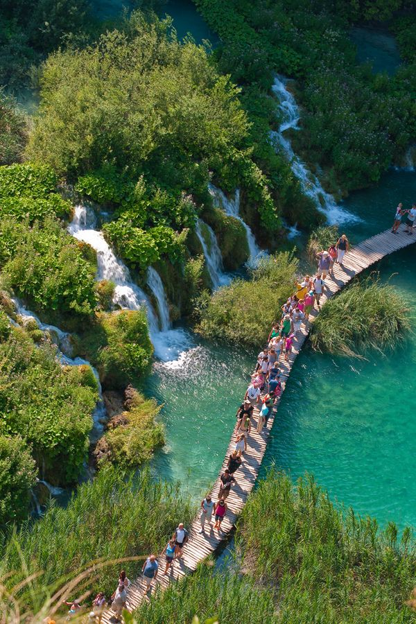 Plitvice, Croatia ... I've been here!!