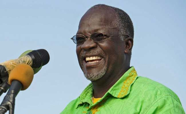 President of Tanzania John Magufuli has been announced the best President in the…
