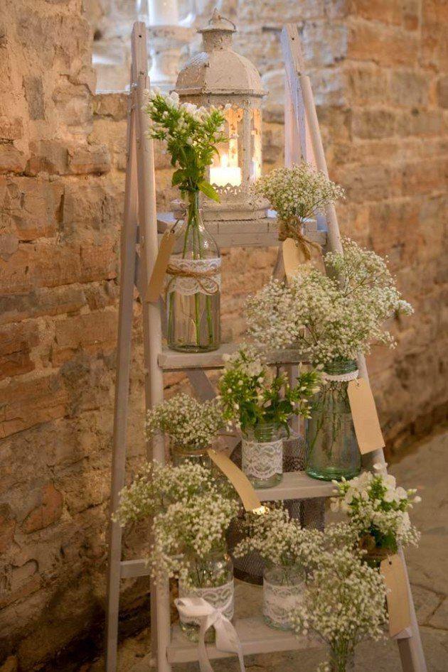 Декор в цветах: светло-серый, темно-зеленый, коричневый, бежевый. Декор в стиле прованс.