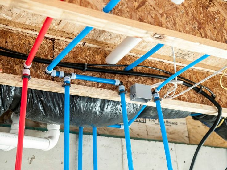 Pex u2122 plumbing system is the clean green and healthy for How to plumb a house with pex