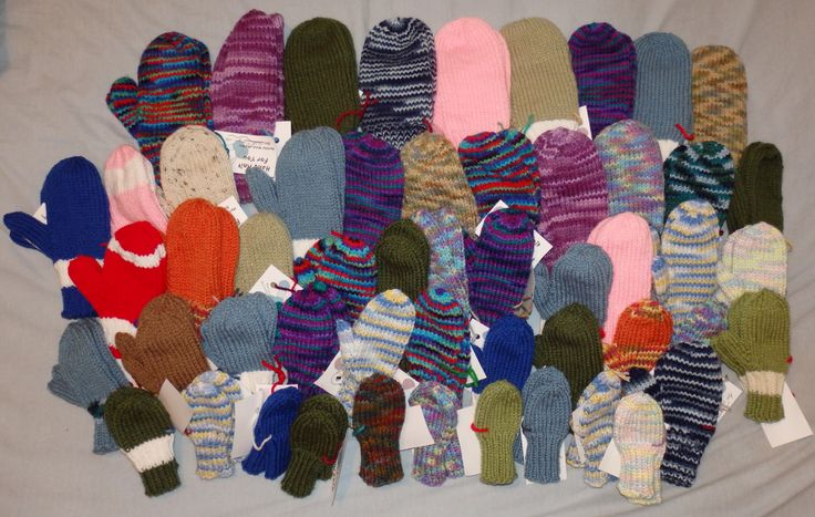 My 2015 mitten donation to Christmas is for Kids.