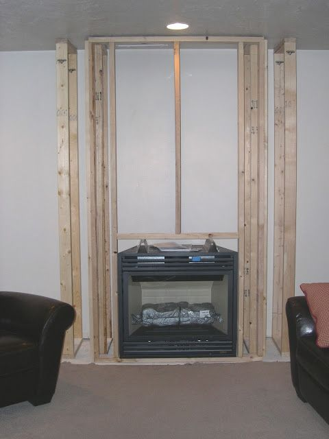 DIY ventless fireplace