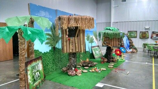 Journey Off the Map - VBS 2015