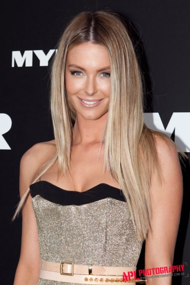 Jen Hawkins - cant wait to have hair lil this!!!