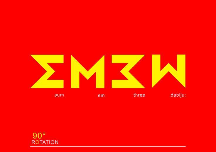 Award - International Design Competition of Ningbo Poster Biennial - 90° Rotation, Poster Design, svejkovsky.ivo@gmail.com Instagram: ivo_svejkovsky