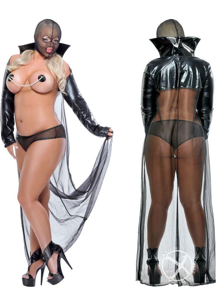 Buy Fetish Fantasy Lingerie Twilight Night Costume Queen Black online cheap. SALE! $109.99