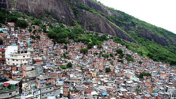 """Rio De Janeiro, Brazil - walked through one of these """"slums"""" to the top - this is where Michael Jackson filmed his video for """"they don't really care about us"""" - talked to a couple of guys who had met Michael while filming - pretty amazing place, but very dangerous"""