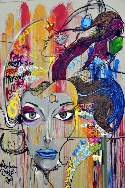 Graffiti, Murale, Arte Di Strada, Pittura, Arte, Cipro