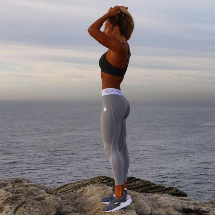 The 14 Day Beach Body Fitness Challenge  Feel on top of the world - repined