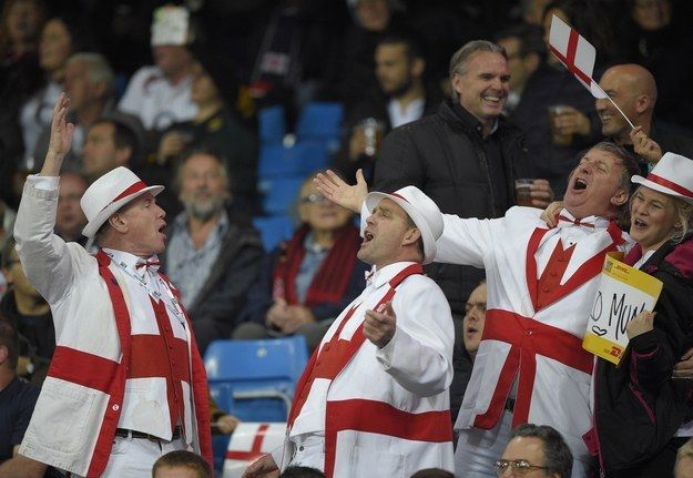 What Should England's National Anthem Be?