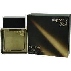 Euphoria Men Gold By Calvin Klein