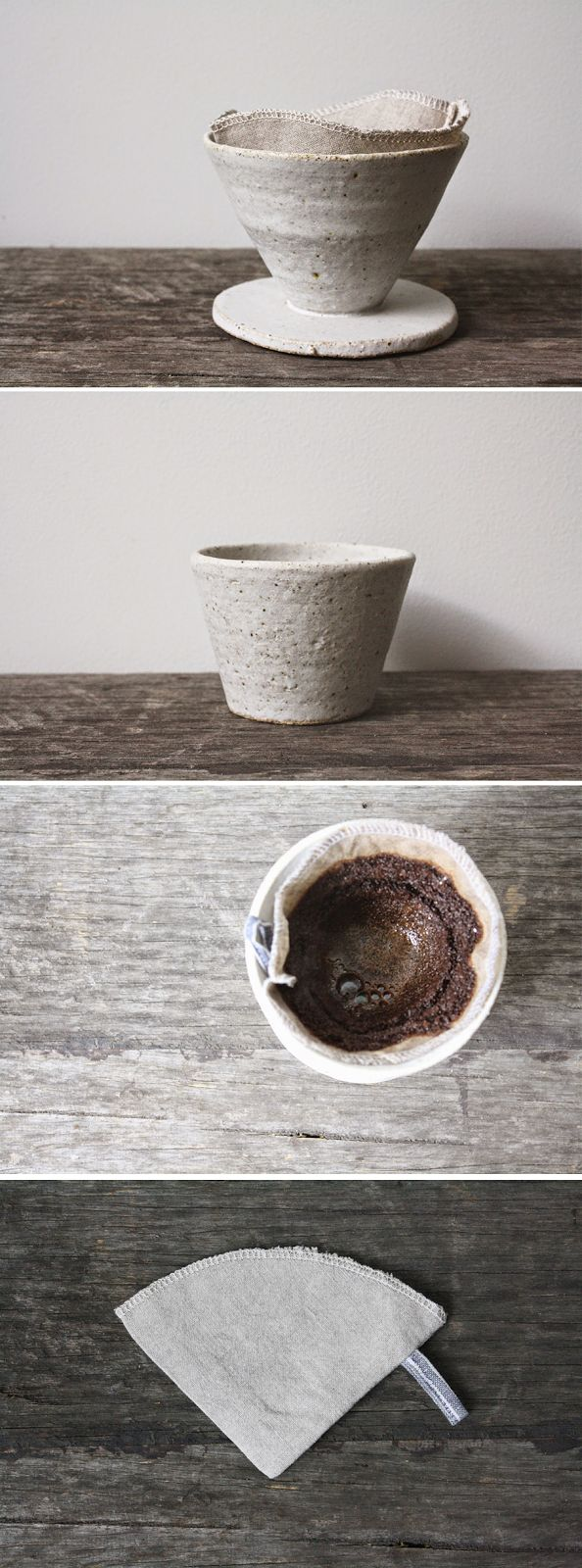 The pairing of coffee and ceramic art via HEIMELIG blog
