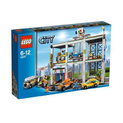 Lego City 4207 City Garage LEGO http://www.amazon.fr/dp/B006ZS4IHC/ref=cm_sw_r_pi_dp_QWlEub1HSG8G4