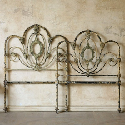 Best 25 wrought iron headboard ideas on pinterest wrought iron beds vintage bed frame and - Reasons choose wrought iron bed ...
