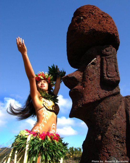 Danza isla de Pascua