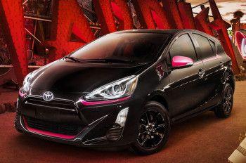 """2016 Toyota Prius c """"Persona Series"""" '2015"""