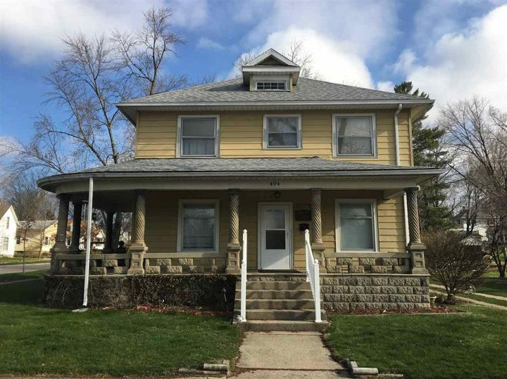 Don't miss this rare opportunity to own this 1800 +/- Sq. Ft. historic 2 story home in Culver, Indiana. Home offers 7 large rooms, 4 bedrooms, 1 1/2 baths, full basement  and fantastic wraparound front porch. Updates in the last 5 years include completely new roof, furnace, and AC.  A large lot offers frontage on both Lakeview St. and Lakeshore Dr. Property is very close to the park, restaurants, shopping, and beautiful 1,864 acre Lake Maxinkuckee, an all sports lake with great fishing.