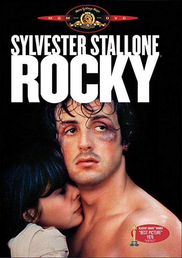 RockyFilm, Movie Posters, Full Movie, Movie Facts, Rocky Balboa, Sylvester Stallone, Rocky 1976, Favorite Movie, The Originals