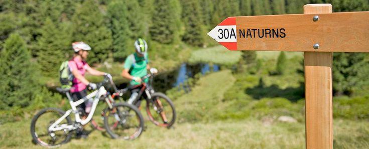 #MTB-Urlaub in Südtirol - DolceVita Hotel Lindenhof