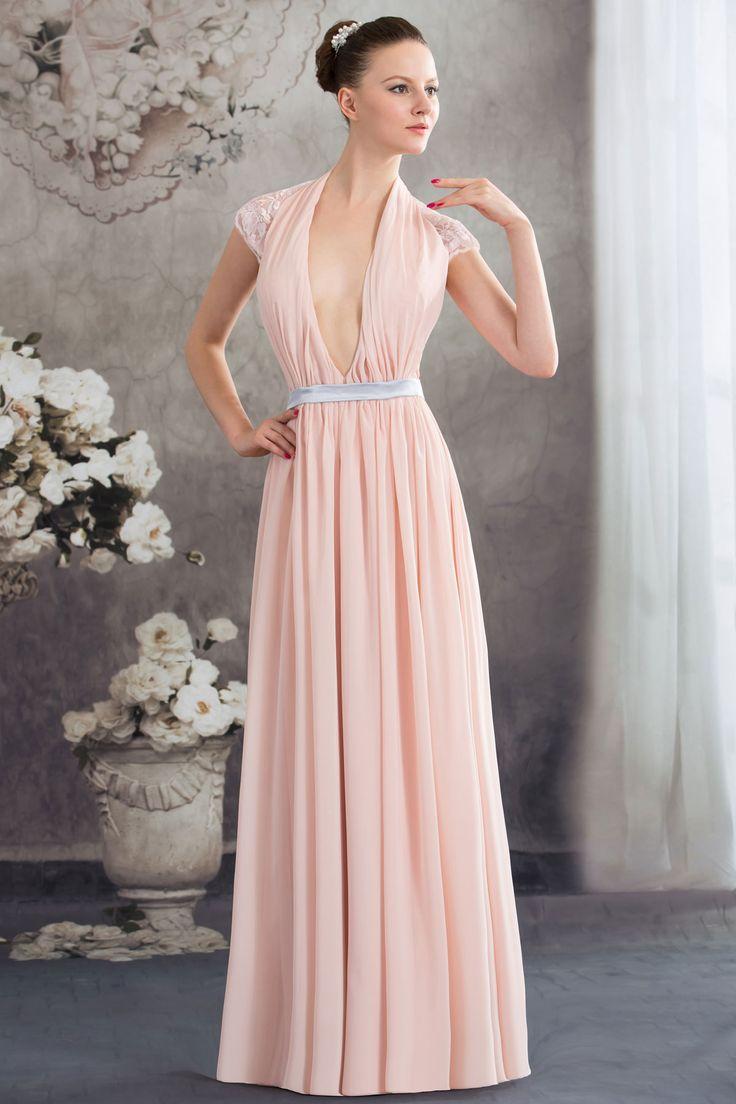 113 best Evening Dresses images on Pinterest | Party wear dresses ...
