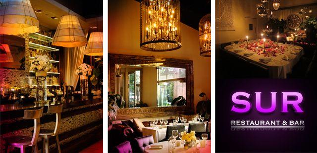 Sur Restaurant And Bar West Hollywood