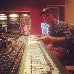 Beau Ryan's album nearly done!!! Can't wait to hear it!!