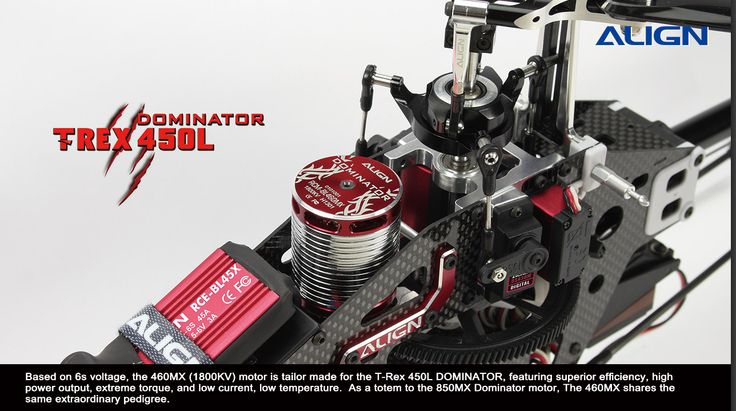 450L Dominator