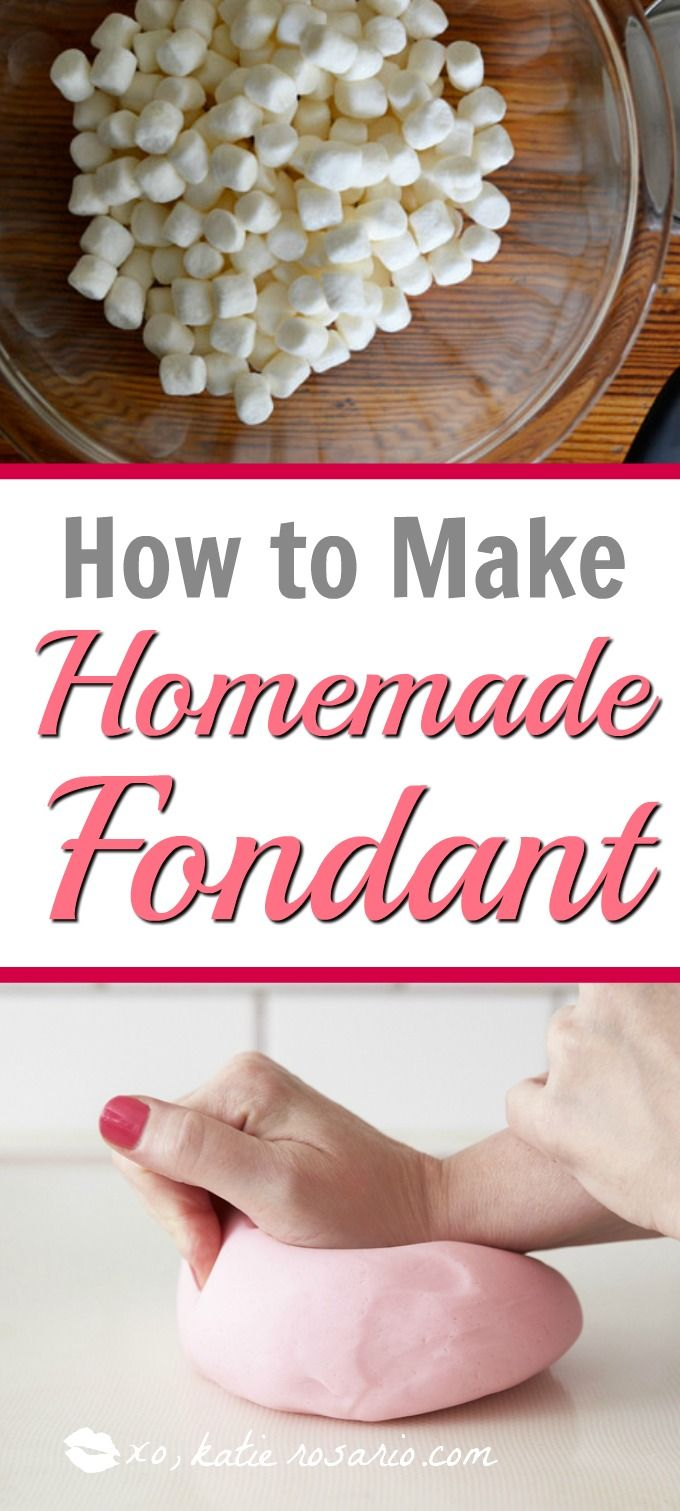 Making fondant from scratch seriously is the best. Homemade fondant tastes so much better for one and two it costs like nothing compared to the store brand! If you are a home baker then this is something you need to look at.