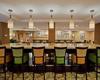 Hampton Inn Key Largo Hotel, FL - Breakfast Area