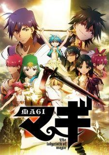 Magi: The Labyrinth of Magic (2012-2013)