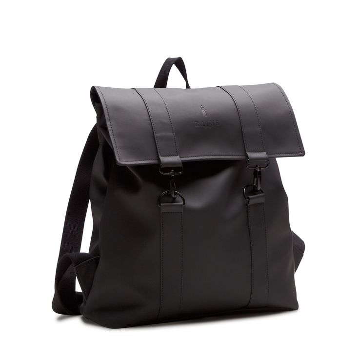 Rains - MSN backpack: New Danish brand Rains have produced a small and beautiful range bags and outwear - all of which is 100% waterproof and very fairly priced.