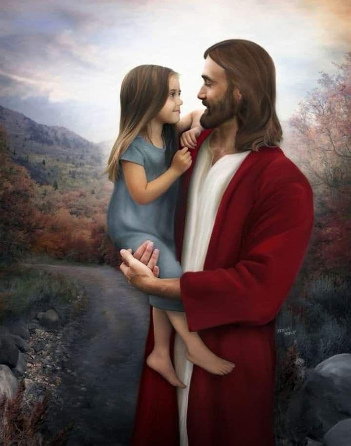 Любовь христа в картинках