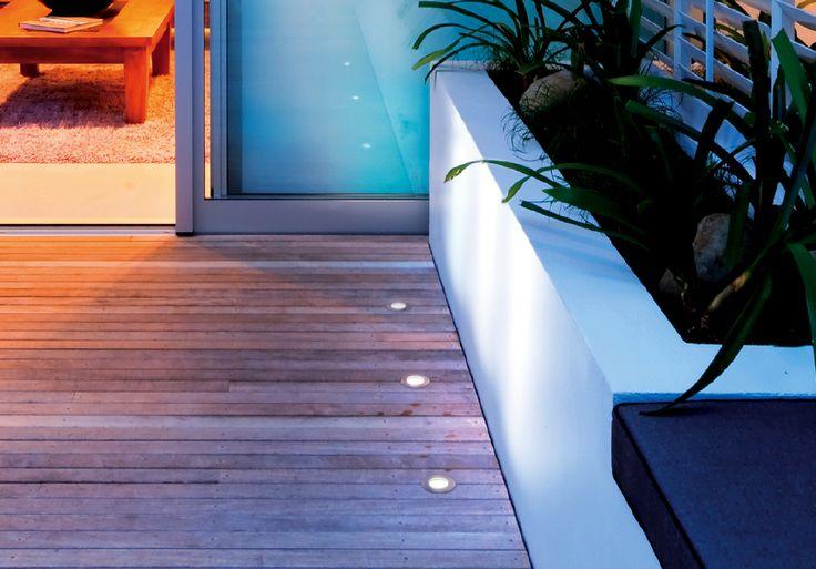 ADONE - Recessed floor/ wall spotlight, ideal for the lighting of steps, sidewalks and paths. #LED #light_e_design #design #illumination #lamp #lightdesign #outdoor #lighting #lamp #pendant #iluminacion #decor #home #decoracion #lampara