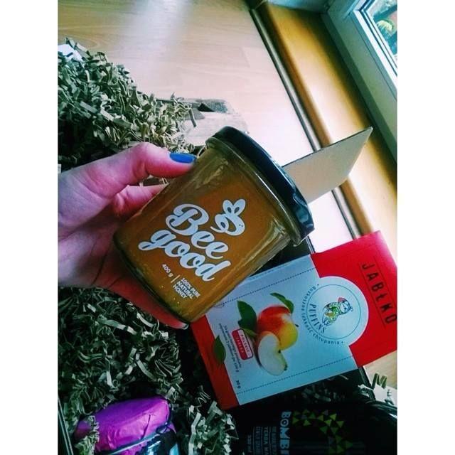 Bee Good, czyli miód a w tle Puffinsy. #puffinsy #puffins #cudmiodbox