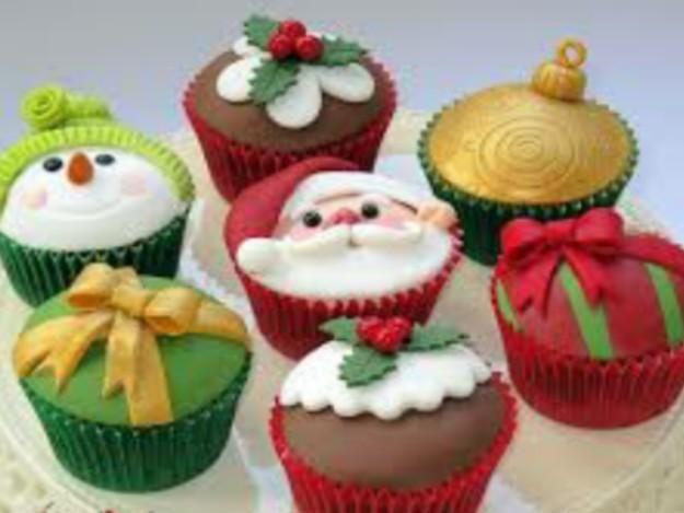 Ponquesitos decorados animados cupcakes | Clasf