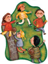 Guia Prático de Educação Infantil - Psicomotricidade - Circuito das bolas trabalha movimentos globais e específicos, essenciais para o amadurecimento motor das crianças