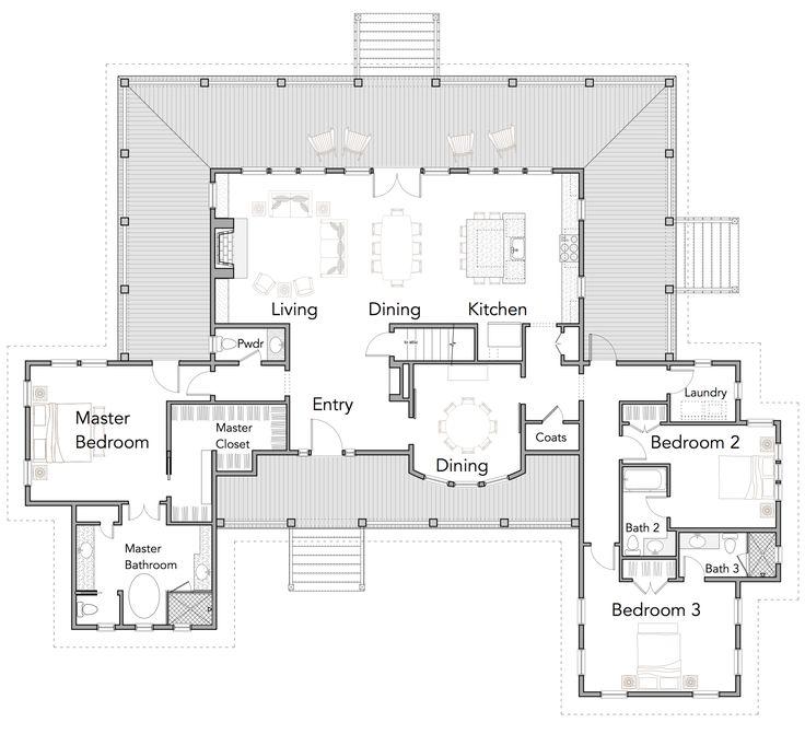 25 best ideas about cottage floor plans on pinterest cottage house plans cottage home plans and small cottage house plans - Cottage Floor Plans