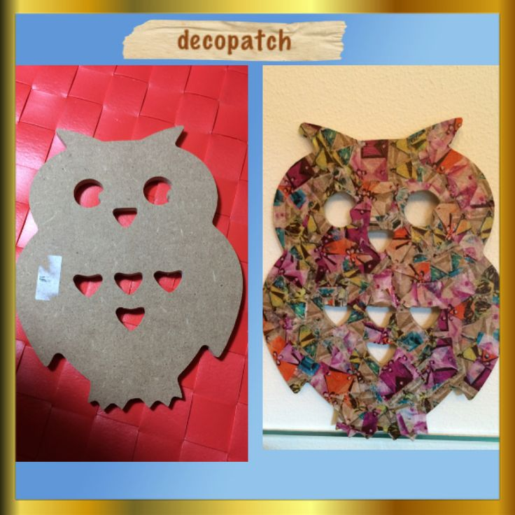 Decopatch uil