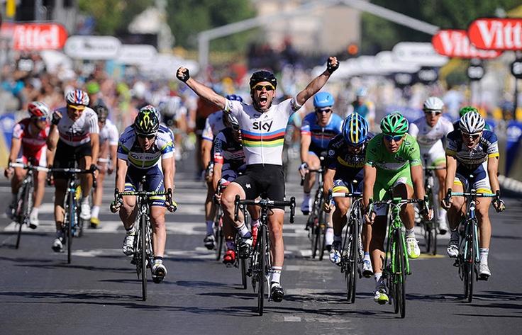 cycling: Tour de France 2012