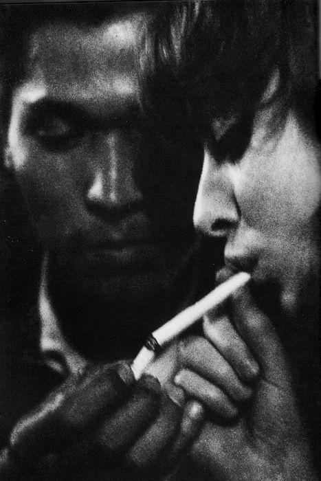 killerbeesting: Ed van der Elsken, from Love on the Left Bank, 1954